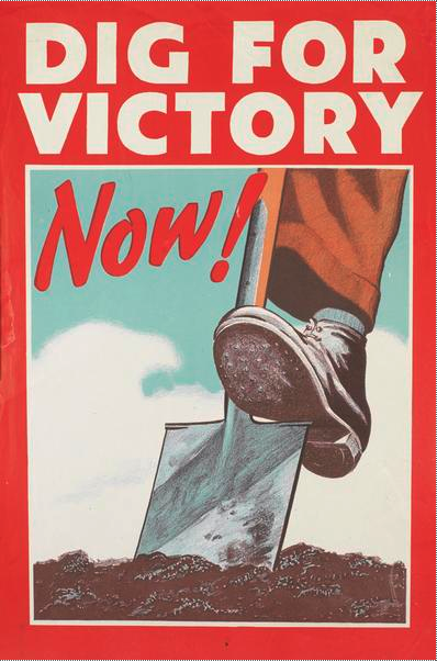Victory Gardens And Retro Propaganda Viz