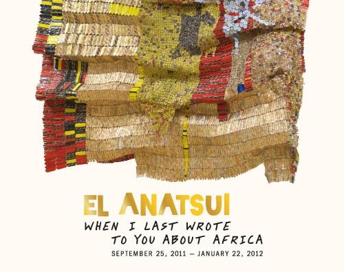 El Anatsui: Blanton Promo with Oasis