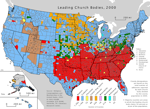 Reply To Comment Viz - Us-map-political-party