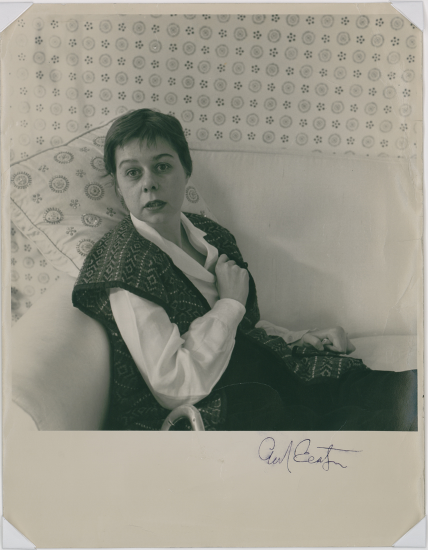 McCullers Cecil Beaton