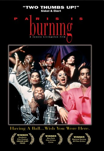 cover of Paris is Burning, depicting smiling ballroom participants