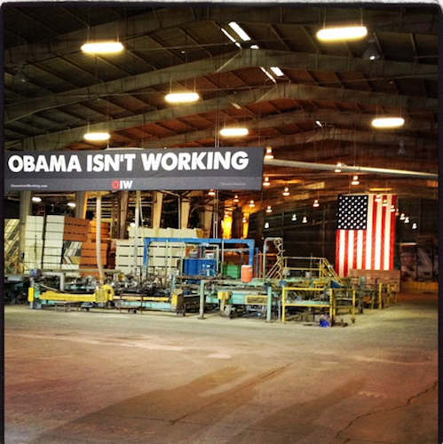 Romney - Obama Isn't Working