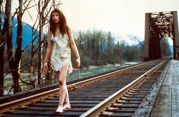 Ronette Pulaski from Twin Peaks