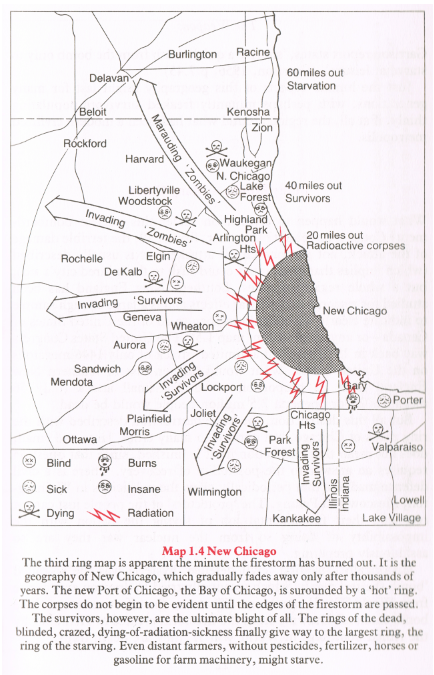 Nuclear Map Two