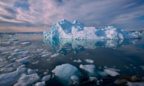 Guardian Arctic Iceberg
