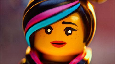 Erasing Wyldstyle Heteronormativity In The Lego Movie Viz