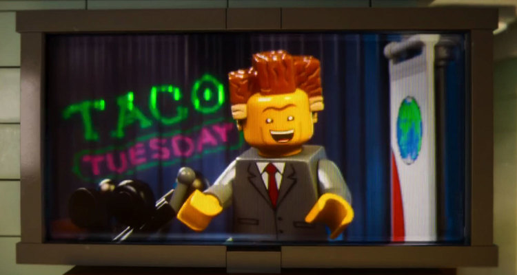 President Business interrupts your regularly scheduled programming to announce your imminent demise! Also Taco Tuesday.