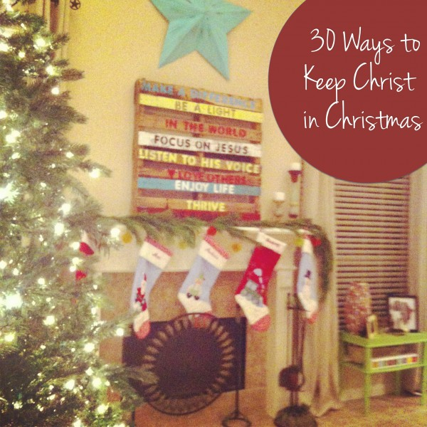 Christmas 30 Ways