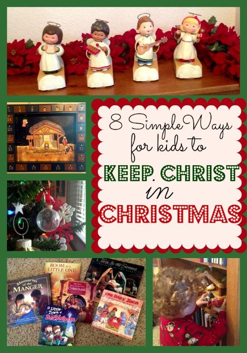 Christmas 8 Ways