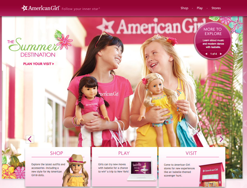 American Girl Lookalikes
