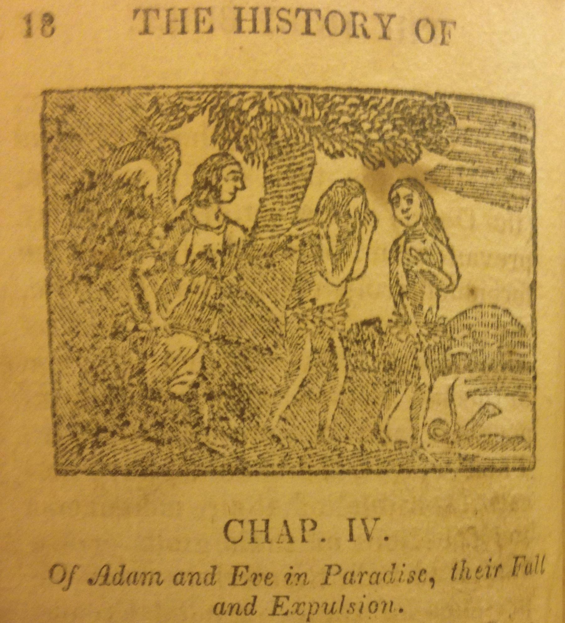 Thomas Carey's Simian Adam and Eve