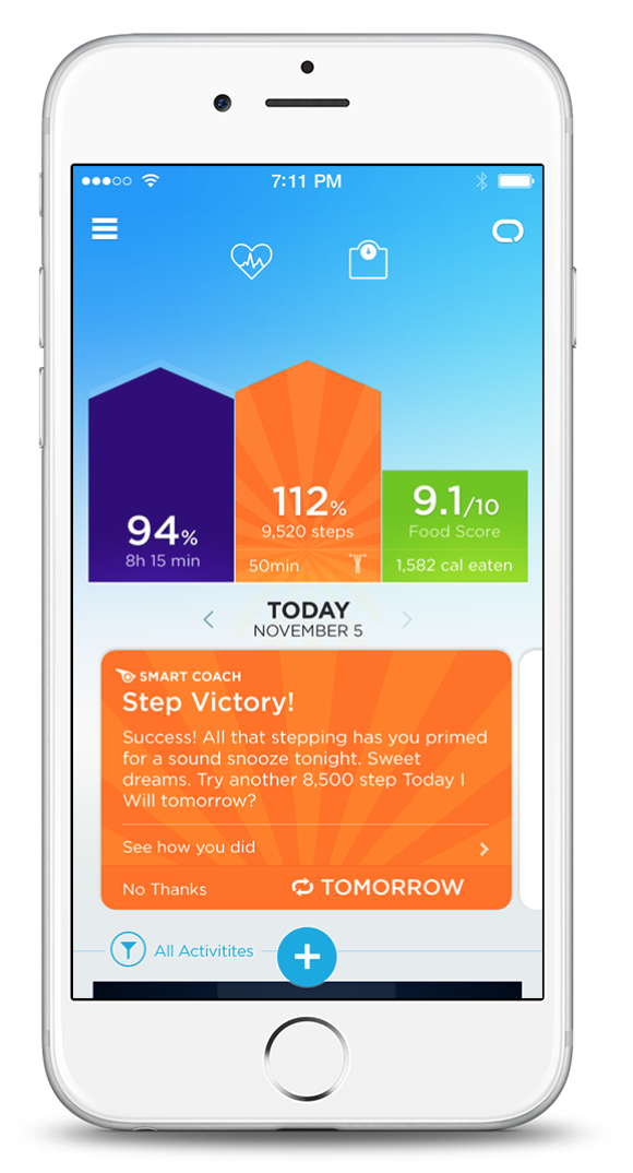 Jawbone Success